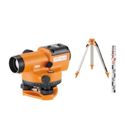 Pack Niveau Automatique Fal32400 + Trépied Fs20 + Mire Tn14 Geo Fennel 232400-S01