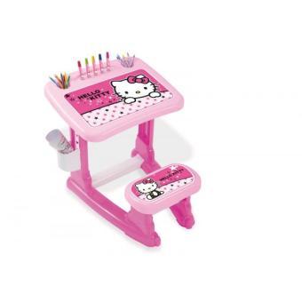 Canal Toys Bureau D Activites Hello Kitty Bureaux Enfant Et Accessoires Achat Prix Fnac