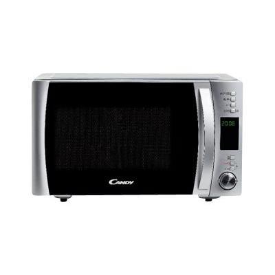 Candy CMXW 30DS - Four micro-ondes monofonction - pose libre - 30 litres - 900 Watt - argent