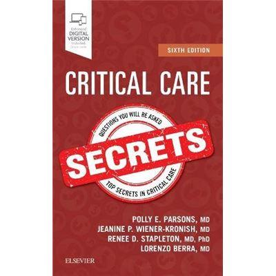 Critical Care Secrets, 6E