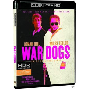 War Dogs - 2 Disc Bluray