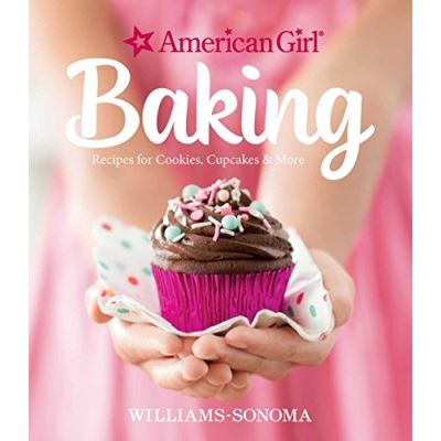 American Girl Baking - [Livre en VO]