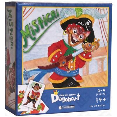 France Cartes - Jeu de cartes - Dagobert - Mistigri