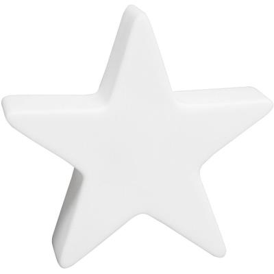 Etoile lumineuse blanche changement couleur LED