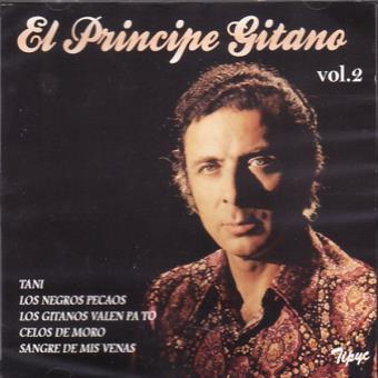 El Príncipe Gitano - Vol 2