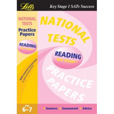 National Test Practice Papers 2003: Reading Key stage 1