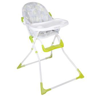 safetots chaise haute pliante de compact charmes de b b. Black Bedroom Furniture Sets. Home Design Ideas