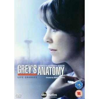 GREY'S ANATOMY S11 (6DVD) (IMP)