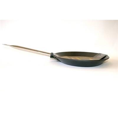 GOURMET- Poêle à poisson 40 x 28 cm fonte d'aluminium