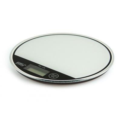 Balance digitale extra plate en verre