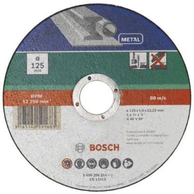 Bosch 2609256319 Disque à Tronçonner à Moyeu Déporté Pour Métaux Diamètre 230 Mm Diamètre D'Alésage 22/23 Epaisseur 3 Mm