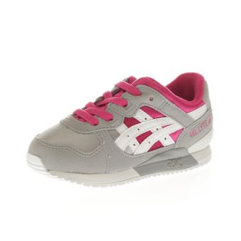 Chaussures 23 5 Adolescent Gris Asics YvyfIb76g