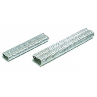 Techman - 1000 agrafes plastifiées 22 mm