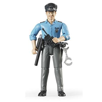 Bruder - 60050 - figurine - policier avec accessoires