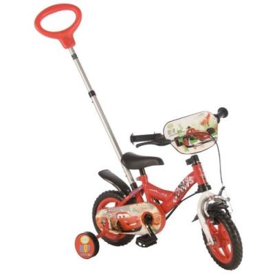 Vélo enfant canne Disney Cars 10