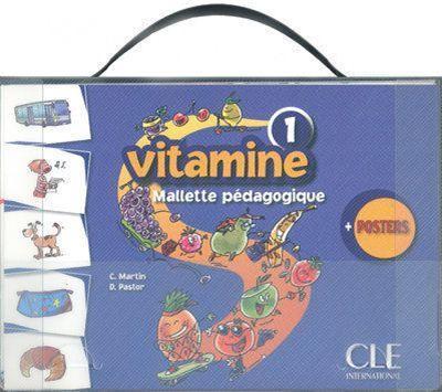 malette pédagogique vitamine , niveau 1
