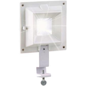 Lampe solaire 6 LED pour cl´ture et goutti¨re Top Prix