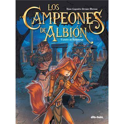 Los Campeones De Albión - [Livre en VO]