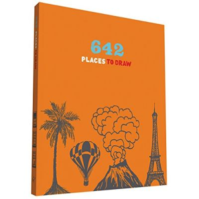 642 Places to Draw (Things to) (Journal)