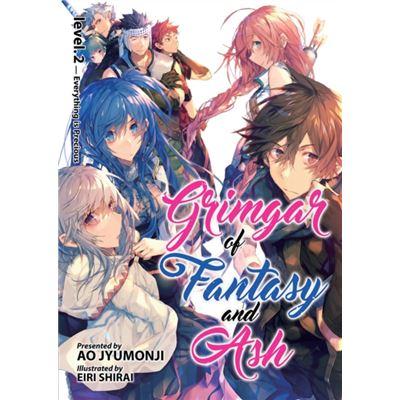 Grimgar Of Fantasy & Ash Light Novel 2