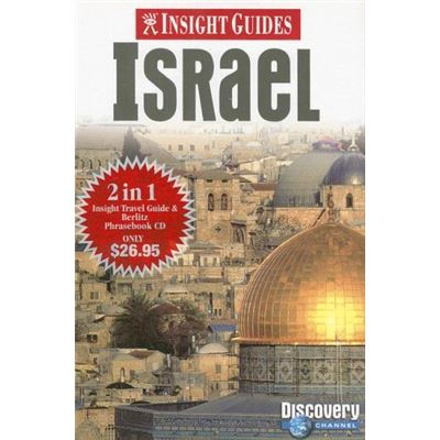 Israel [With CD] - [Livre en VO]