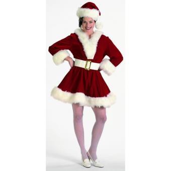 c4a4566e516e6 Costume de Mère Noël sexy professionnel pour femme - XL - Déguisement  adulte - Achat   prix