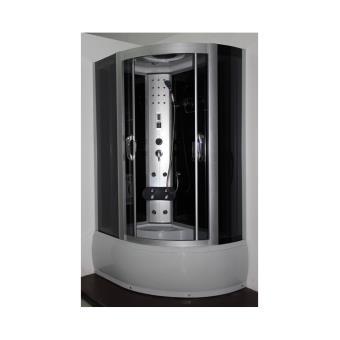 combin baignoire douche koss angle gauche 120 85 210 cm installations salles de bain. Black Bedroom Furniture Sets. Home Design Ideas
