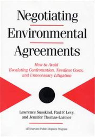 Negotiating Environmental Agreements