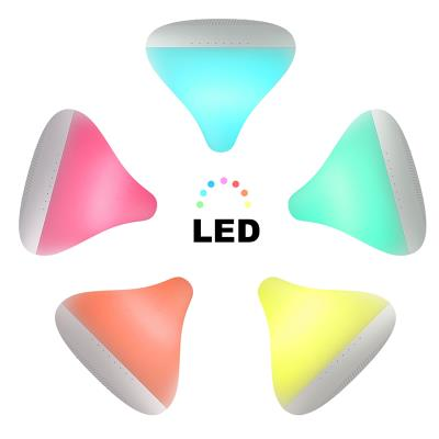 Couleur Bluetooth Microphone Enceinte Intégré Stylepie Chocolight Led Lampe bf7g6vYy