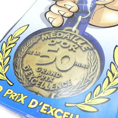 Médaille d'or '50 ans'