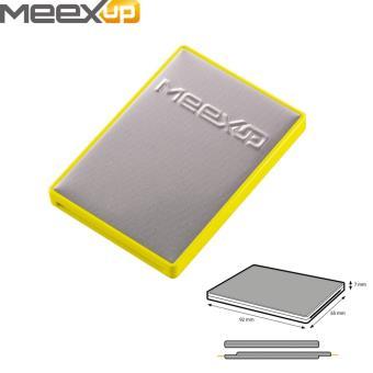porte carte bancaire sécurisé Etui 2 Cartes MeexUp RFID   Porte Carte Rigide anti piratage CB