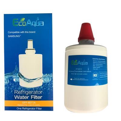 Filtre Ecoaqua Eff6011A Remplace Samsung Da290003G, Da290003F