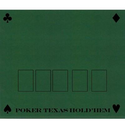 France Cartes - Tapis de poker - 40 x 60 cm