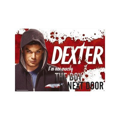 Poster - Dexter 'Boy Next