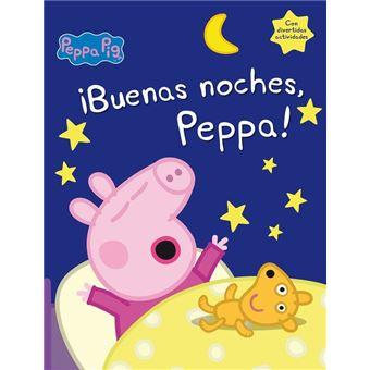 Buenas noches peppa-peppa pig