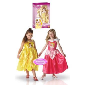 126ad503249 Boite Vitrine - Déguisement Réversible Belle™ et Aurore™-Princesse Disney™  - Déguisement enfant - Achat   prix