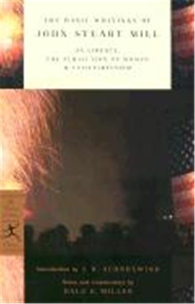 The Basic Writings of John Stuart Mill, Modern Library Classics