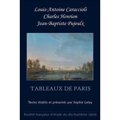 Tableaux de Paris