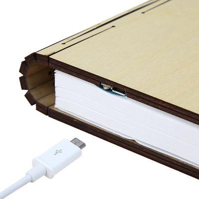 Livre Led Origami Lampe Lampe Origami Façon Led SzUMpV