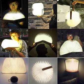 Lampe Led Origami Facon Livre Eclairage De Chantier Achat Prix