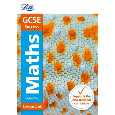 Gcse Maths Higher Revision Guide (Letts Gcse Revision Success - New Curriculum) (Paperback)