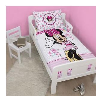 Parure De Lit Junior Disney Minnie Mouse Handmade Parure De Lit