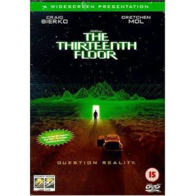The Thirteenth Floor - DVD - Achat