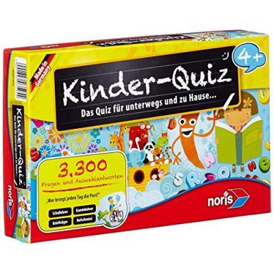 Quizz enfant à partir de 4 ans - langue : allemand