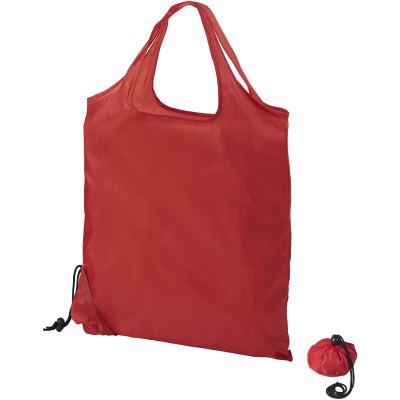 Bullet - Sac pliable SCRUNCHY (Taille unique) (Rouge) - UTPF2642