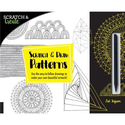 Scratch & Draw Patterns