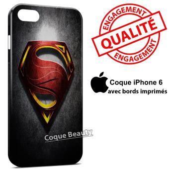 coques iphone 6 superman