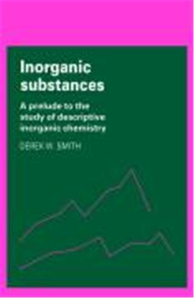 Inorganic Substances