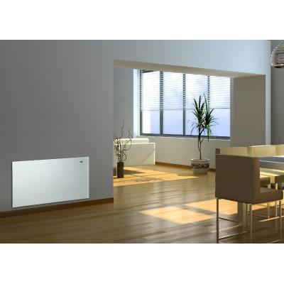Radiateur électrique Décoratif Design Lcd Blanc 2000w 091 Chemin Arte