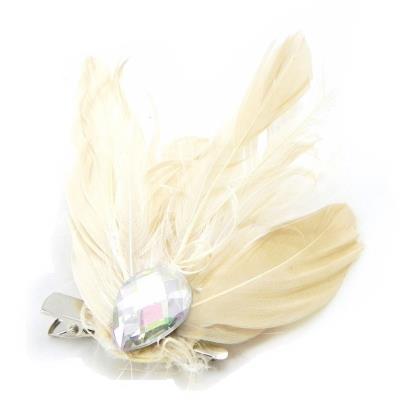 Pince créateur 'Cheyennes' beige